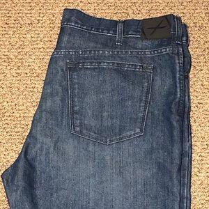 Axist straight leg men's jeans 40 x 32